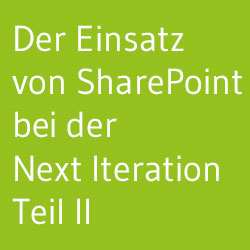 SharePoint bei Next Iteration