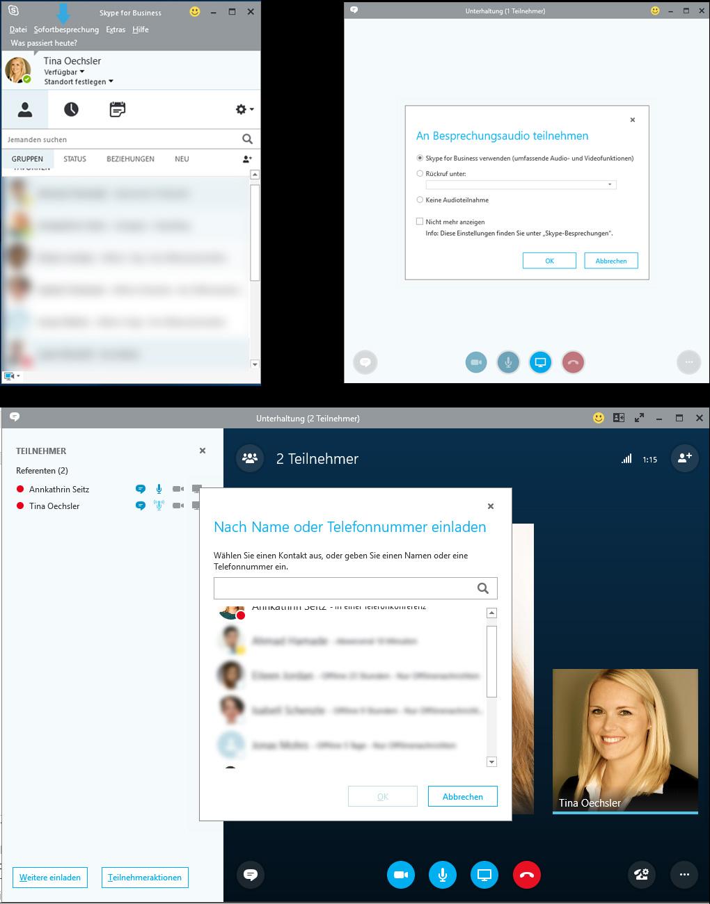 skype-teilnehmen