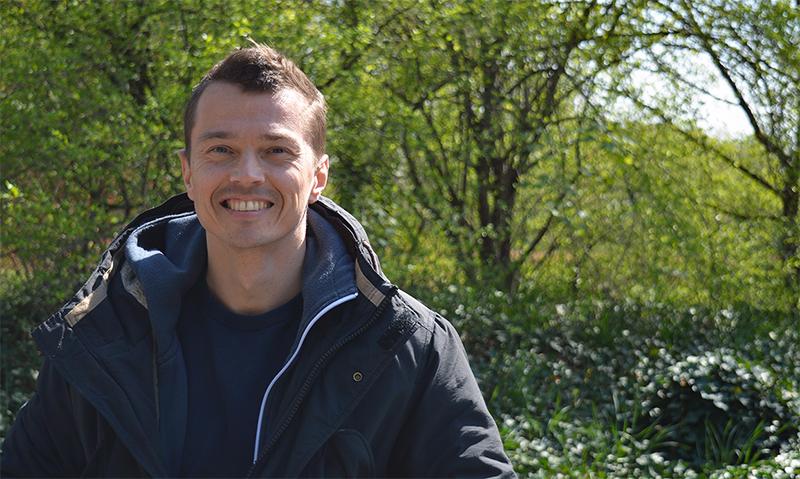 Frontend Developer Evgeny Titelbild