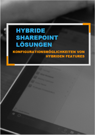 SharePoint Hybrid Cloud Solutions
