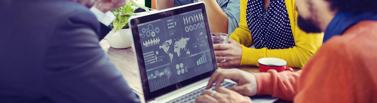 Management Reporting Tool für Unternehmen